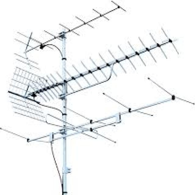 Antenas coletivas